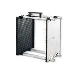 Fancort 79-8-5CP Adjustable Storage Racks (15-1/4