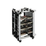 Fancort 80-12-2 Adjustable Storage Racks (18-3/4