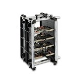 Fancort 80-18-2 Adjustable Storage Racks (18-3/4