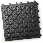 Ergo Advantage A1 Series Safety Tile System (Closed Tile, 18