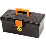 Botron B0948 ESD-Safe Tool Box (with Lift-Out Tray)