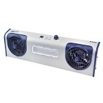 Transforming Technologies BFN802 Two-Fan Overhead Ionizer Blower