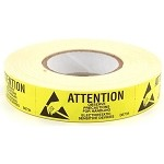 Botron Static Awareness Labels - MIL-STD-129M Label (Reuseable or Permanent Labels)