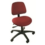 Brewer CT-1 Cloth Task Seating (Seat Height Range 17