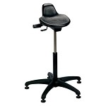 Brewer PSIT-3 Sit Stand Stool (Height Adjustment 21.5