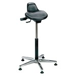 Brewer PSITM-2 Sit Stand Stool (Height Adjustment 17