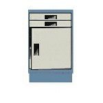 Hatfield C2-3-SDR Economy Series Cabinet (Two 3