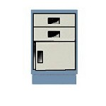 Hatfield C2-6-SDR Economy Series Cabinet (Two 6