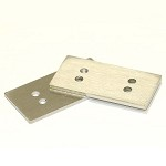 Component Storage Innovations EZSMD-BRKT-2 Horizontal SMD Component Rack System Connection Brackets (2-Pieces)