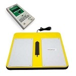 Static Solutions OHM-STAT Wrist Strap/Heel Ground Tester w/Sofware & Foot-Plate