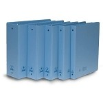 Desco 07412 ESD-Safe 3-Ring Binder (1-1/2