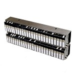 Component Storage Innovations EZSMD-SL2 2-Tier Stacked Library (Holds Up To 50 Dispenser Cassettes)