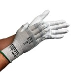 Transforming Technologies GL2500P Series ESD Cut-Resistant Gloves (Palm Coated, XS - 2XL)