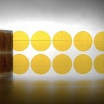 Argon KT-D-3/16 Kapton Tape Dots (2,000 Dot's Per/Roll)