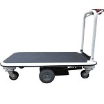 Lift Products Inc MC-10-M Moto-Cart Electric Platform Truck (1,500 lb. Load Capacity, Medium Deck)
