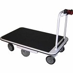 Lift Products Inc MC2-HD15 Heavy-Duty Moto-Cart Platform Truck (1,500 lb Load Capacity, Extra-Large Deck)