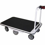 Lift Products Inc MC2-HD20 Heavy-Duty Moto-Cart Platform Truck (2,000 lb. Load Capacity, Extra-Large Deck)
