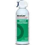 MicroCare MCC-CCH10A Universal Contact Cleaner (10 oz. Aerosol, 12 cans/case)