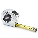 Lufkin P2316 P2000 Series Chrome Case Tape Measure (3/4