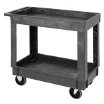 Quantum PC3518-33 (2-Shelf) Polymer Cart
