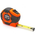 Lufkin PHV1012 P1000 Series Hi-Viz® Orange Tape Measure (1/2