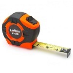 Lufkin PHV1425 P1000 Series Hi-Viz® Orange Tape Measure (1
