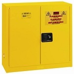 Lyon 74-R5440N Flammable Liquid Storage Cabinet (30-Gallon, 43
