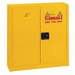 Lyon 74-R5466 Flammable Liquid Storage Cabinet (20-Gallon, 43