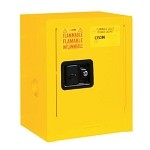 Lyon 74-R5470 Flammable Liquid Storage Cabinet (4-Gallon, 17