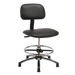 Nexel SC17BK Swivel Stool [17-21