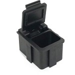 Transforming Technologies SM0873 Static-Safe SMD Storage Box - 5/8