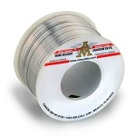 AIM 63/37 Water Soluble OAJ Cored Wire Solder