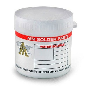 Aim WS483 Water Soluble Solder Paste (T3) (Tin/Lead) IPC Spec : ORM0